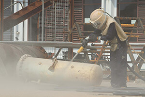 industrial sandblasting chicago IL